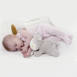 JANE HIPPO ANTI-ROLLOVER CUSHION + DOUDOU