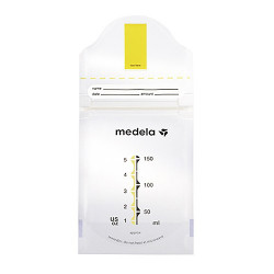 BREASTMILK BAGS 20 UDS. 150 ML. MEDELA