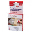 MAGNETIC CUPBOARD & DRAWER LOCKS PACK 2