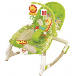 HAMACA MULTIPOSICIONES FISHER PRICE