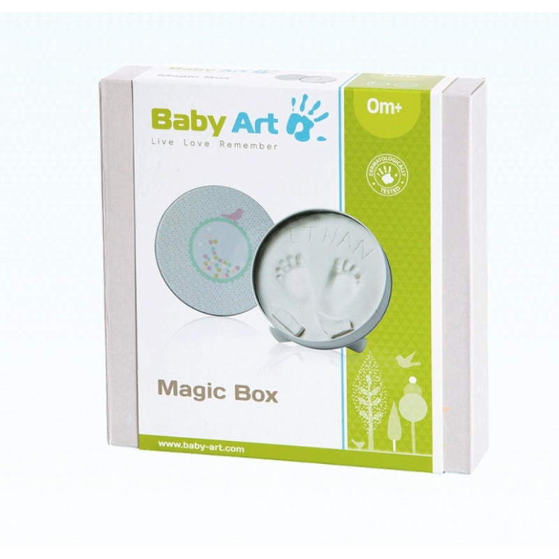 MAGIC BOX BABY ART